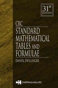 CRC Standard Mathematical Tables and Formulae, 31st Edition