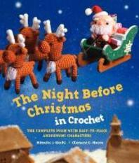 [해외]The Night Before Christmas in Crochet