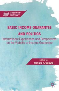 [해외]Basic Income Guarantee and Politics (Hardcover)