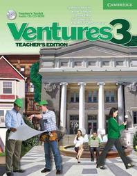 VENTURES. 3(TEACHERS EDITION)(AUDIO CD1장포함)