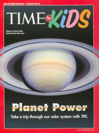 TIME FOR KIDS(BIG PICTURE EDITION)(3월호)