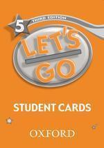 [보유]LET S GO. 5 (STUDENT CARDS)