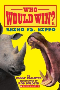 [해외]Rhino vs. Hippo (Who Would Win?)
