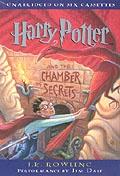 [보유]Harry Potter and the Chamber of Secrets(Book 2)(Audio Tape)