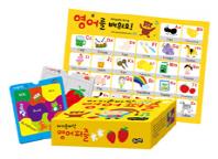 아기 손바닥 영어퍼즐(개정판)(플래시카드)