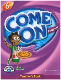 Come On Everyone. 6(Teacher's Book)