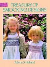 [해외]Treasury of Smocking Designs