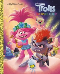 [해외]Trolls World Tour Big Golden Book (DreamWorks Trolls World Tour)