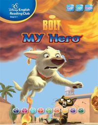 Disney Bolt - my hero