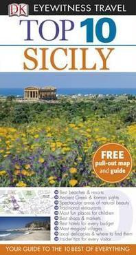 [해외]Top 10 Sicily (Paperback)