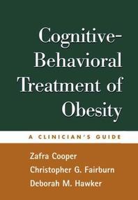 [해외]Cognitive-Behavioral Treatment of Obesity (Paperback)