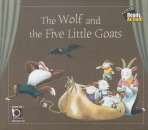 THE WOLF AND THE FIVE LITTLE GOATS(CD)(READY ACTION. LEVEL 1 (CD))