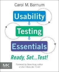 [해외]Usability Testing Essentials