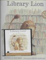 [해외]Library Lion (1 Hardcover/1 CD) [With Book] (Compact Disk)