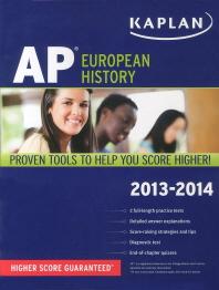 Kaplan AP European History 2013-2014