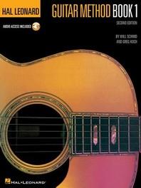 Hal Leonard Guitar Method Book 1