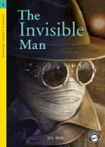 THE INVISIBLE MAN(CD1포함)(COMPASS CLASSIC READERS 5)