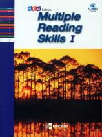 MULTIPLE READING SKILLS. I(CD2장포함)