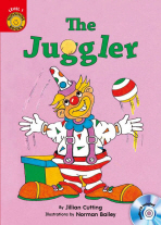 THE JUGGLER(AudioCD1장포함)(SUNSHINE BOOKS LEVEL 1)
