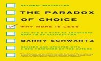 [해외]The Paradox of Choice