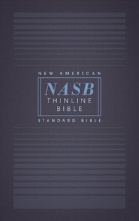 [해외]Nasb, Thinline Bible, Paperback, Red Letter Edition, 1995 Text, Comfort Print