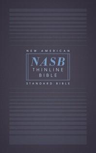 [해외]Nasb, Thinline Bible, Paperback, Red Letter Edition, 1995 Text, Comfort Print