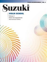 [해외]Suzuki Violin School, Vol 3 (Paperback)