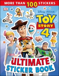 Ultimate Sticker Book: Disney Pixar Toy Story 4