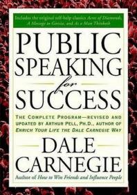 [해외]Public Speaking for Success