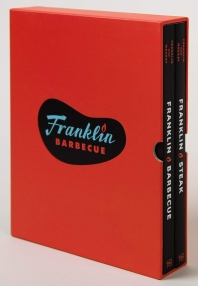 [해외]The Franklin Barbecue Collection [special Edition, Two-Book Boxed Set]