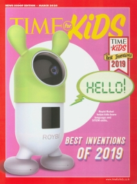 TIME FOR KIDS(NEWS SCOOP EDITION)(3월호)