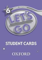 [보유]Let'g Go. 6 Student Cards