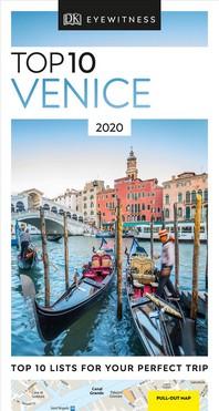 [해외]DK Eyewitness Top 10 Venice