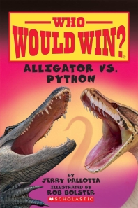 [해외]Alligator vs. Python (Who Would Win?), 12