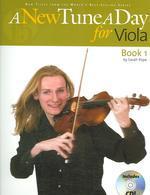[해외]A New Tune a Day - Viola, Book 1 [With CD] (Paperback)
