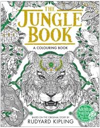 The Macmillan Jungle Book Colouring Book