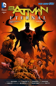 배트맨 이터널 Vol. 3(뉴 52!)(DC 그래픽 노블)