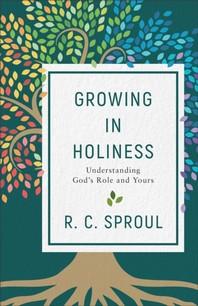 [해외]Growing in Holiness (Paperback)