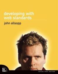 [해외]Developing with Web Standards (Paperback)