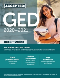 [해외]GED Study Guide 2020-2021 All Subjects