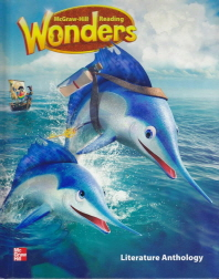 Wonders 2 : Literature Anthology (무료배송)