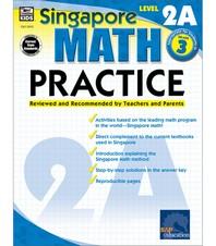 Singapore Math Practice, Level 2A Grade 3, UnA/E