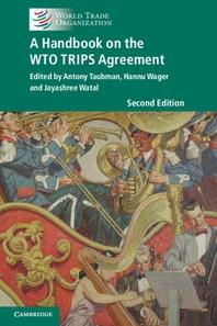 [해외]A Handbook on the Wto Trips Agreement