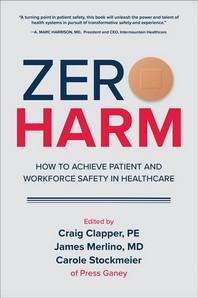 [해외]Zero Harm (Hardcover)