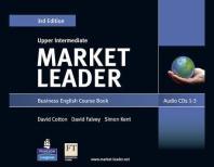 Market Leader: Upper-Intermediate Business English Course Book (3CD)