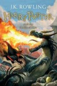 [해외]Harry Potter and the Goblet of Fire (hardback)