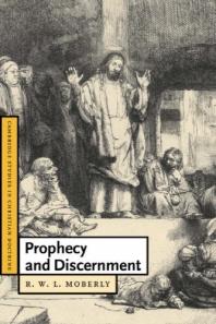 [해외]Prophecy and Discernment (Hardcover)