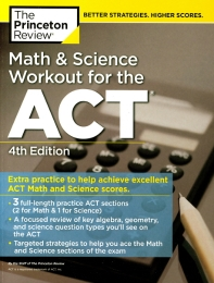 Math&Science Workout for the ACT