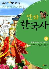 만화 한국사. 2: 통일신라부터 고려 시대까지(KBS HD역사스페셜 2)
