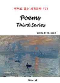 Poems  Third Series (영어로 읽는 세계문학 372)